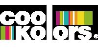 Cool Kolors – Impresión digital en gran formato, laminado en gran formato, plotter de corte, corte y grabado láser, avisos, señalización, pendones, microperforados, vallas, habladores, rotulación de vehículos, displays, stands portables Logo